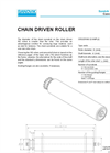 Sandvik - HM110 - Unit Handling Rollers – GE– Specification