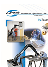 Model W Series - Portable Welding Fume Extractors & Wall Mount Weld Fume Collectors Brochure