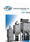 Model SDC Series - Self-Contained Shaker Dust Collectors Brochure