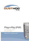 DustHog - Plug-n-Play Cartridge Dust Collector (PNP)- Brochure