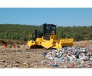 Smart TANA Landfill Compactor impresses in Poland