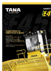 TANA - Model E450 Eco - Landfill Compactor (Tier 4 Final) - Brochure