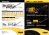 Tana Shark 440E/EM electric shredders brochure