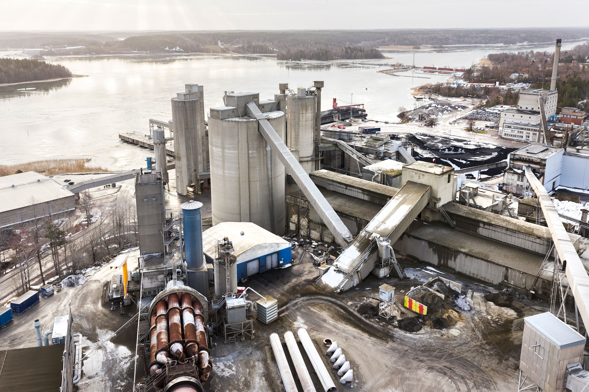 Gas analyzers and monitoring systems for Cement production - Construction & Construction Materials - Cement