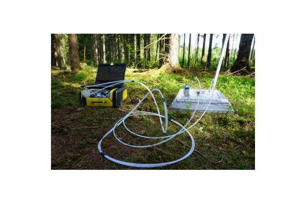 Gas monitoring instruments and systems for greenhouse gases from Soil sector - Soil and Groundwater