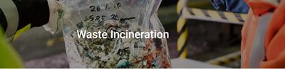 Gas analyzers and monitoring systems for waste incineration plants