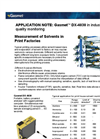 Solvent Monitoring Application Note Brochure