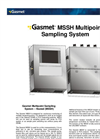 Gasmet Multipoint Sampling Unit - heated 180 C Technical Data Sheet