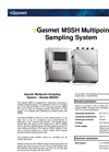 Gasmet Technologies - Multipoint Sampling System – Heated (MSSH) Datasheet
