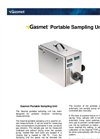Gasmet Portable Sampling Unit Technical Data Sheet