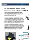 HAZMAT Measurements Application Note Brochure