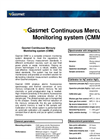 Gasmet Continuous Mercury Monitoring system (CMM) Technical Data