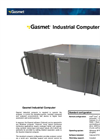 Gasmet - Industrial Computer System Technical Data