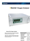 Gasmet Oxygen Analyzer Technical Data