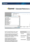 Gasmet Version NIST/EPA Vapour Phase Library Software Technical Data