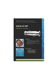 Model AQUA-UV MP - Medium Pressure UV System Brochure