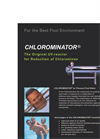 CHLOROMINATOR - UV Reactor Brochure