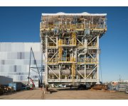 Veolia delivers MPPE® water treatment unit for Ichthys LNG Project FPSO