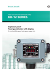 KD-12A - Diffusion Type Gas Detector Brochure