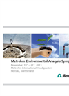 Invitation for the Environmental Analysis Symposium