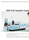 Model 898 XYZ - Sample Changer for Large Sample Series Brochure
