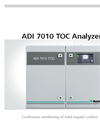 Metrohm - Model ADI 7010 - TOC On-Line Analyzer Brochure
