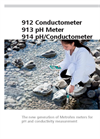 Metrohm - Model 912, 913 & 914 - pH and Conductivity Meters - Brochure