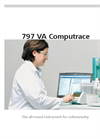 Metrohm - Model 797 VA - Computrace Instrument for Voltammetry Stand for Trace Analysis System - Brochure