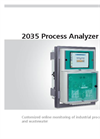 Metrohm - Model 2035 - Process Analyzers - Brochure