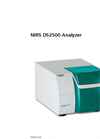 Metrohm - Model NIRS DS2500 - Analyzer - Manual