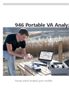 Metrohm - Model 946 - Mobile Heavy Metal Analysis Portable VA Analyzer - Brochure