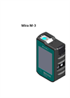 Metrohm - Model Mira M-3 - Handheld Raman Spectrometer - Technical Specifications