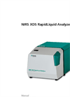 NIRS XDS RapidLiquid Analyzer - Manual