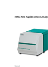 NIRS XDS RapidContent Analyzer - Manual