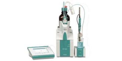 Metrohm - Model Titrando - High-end Titrator for Discerning Professionals