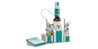 Metrohm - Model KF Titrando - Volumetric Karl Fischer Titrators