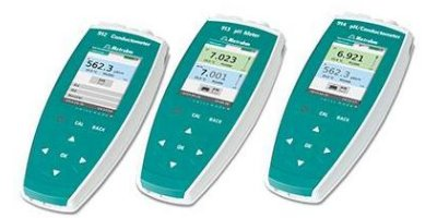 Metrohm - Model 912, 913 & 914 - pH and Conductivity Meters for Routine Use