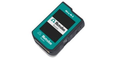 Metrohm - Model Mira M-3 - Handheld Raman Spectrometer for Basic Package