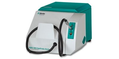 Metrohm OptiProbe - Model NIRS XDS - Vis-NIR Spectroscopy Lab Interactance Analyzer