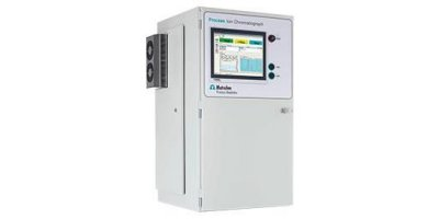 Metrohm - Process Ion Chromatograph