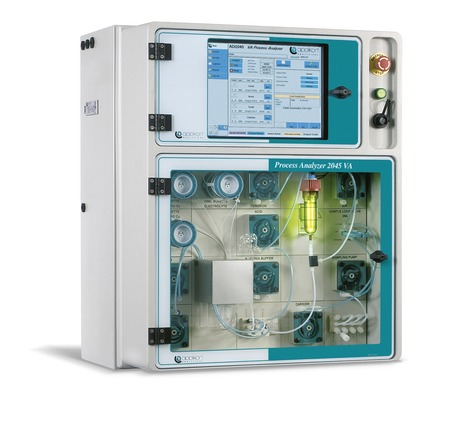 Metrohm - Model ADI 2045VA - Process Analyzer
