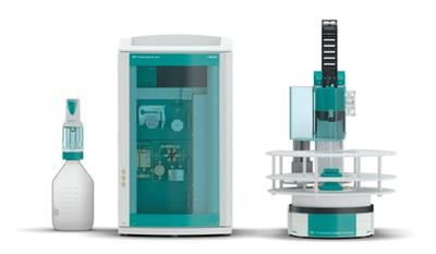 Metrohm - Model ProfIC Vario 6 Anion - Professional IC Vario System with Inline Dilution and Inline Ultrafiltration