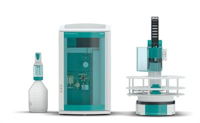 Metrohm - Model ProfIC Vario 1 Anion DR - Professional IC Vario System for Automated Ion Chromatography