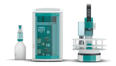 Metrohm - Model ProfIC Vario 6 AnCat - Professional IC Vario System with Inline Dilution and Inline Ultrafiltration