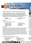 Selas Fluid Aftermarket Services Brochure
