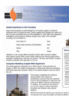 EDC, Refinery & Specialty Heater Product Sheet (PDF 431 KB)
