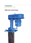 Warman - 5000 - Vertical Sump Pump Brochure