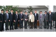 Chinese Delegation from Shandong visits Pieralisi Group