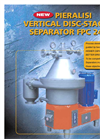 Vertical Disc-Stack Separator FPC-24 Brochure