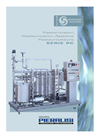 Pasteurizer Series PC Skid-Mounted Plate Heat Exchangers Brochure